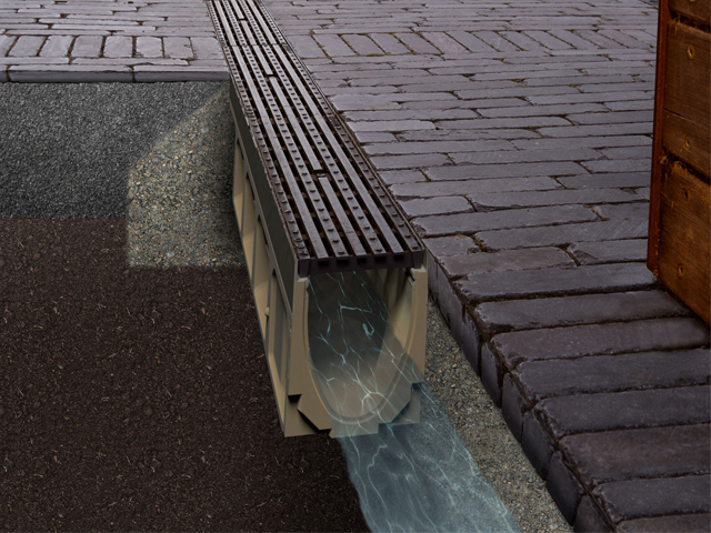 The Importance That Slope Plays On Drainage Performance