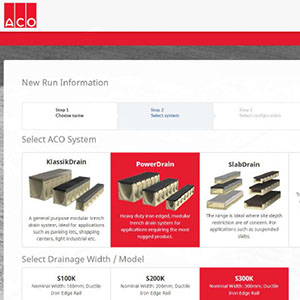 ACO scheduling software service