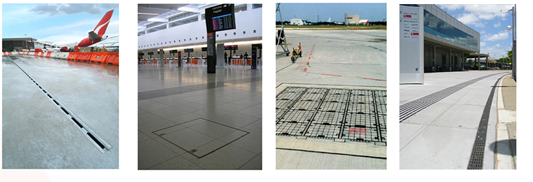 ACO Drain For Airports