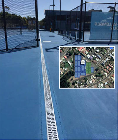 Burnie Tennis Centre