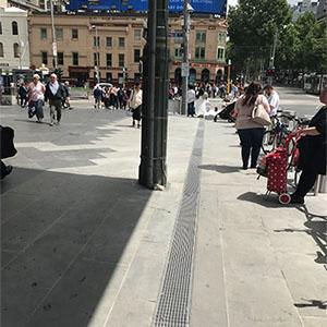 Flinders Street, Melbourne, Victoria