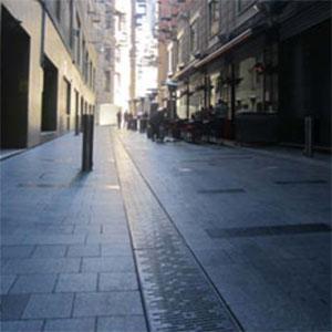 harmonious urban streetscapes