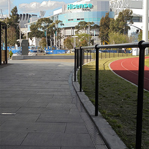 Olympic Park Community Facilities, Melbourne,