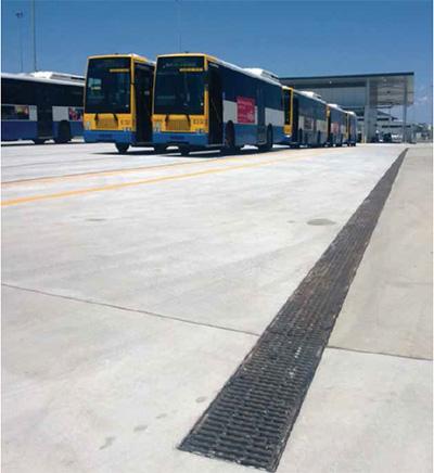 Tradecoast Bus Depot
